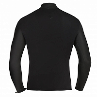 ANKER 2MM RETRO SURF SUMMER JACKET ZIPLESS BLACK