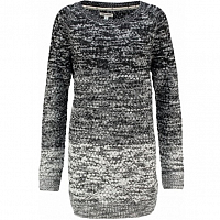 Billabong GOLDEN DRESS BLACK/WHITE