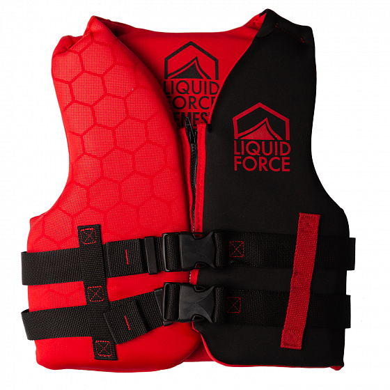 Жилет водный LIQUID FORCE NEMESIS YOUTH CGA CLASSIC SS19 от Liquid Force в интернет магазине www.traektoria.ru - 1 фото