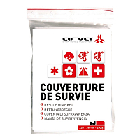 Arva RESCUE BLANKET ASSORTED