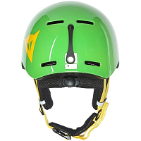 Dainese B-ROCKS HELMET EDEN-GREEN/LEMON CHROME