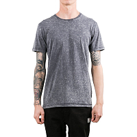 Rusty TRANCER SHORT SLEEVE TEE COAL