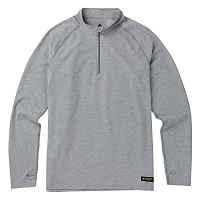 Burton MB EXP 1/4 ZIP MONUMENT HEATHER