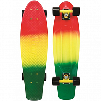 Penny NICKEL 27 LTD RASTA FADE