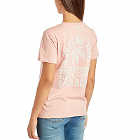 Billabong FIRST TEE ROSE QUARTZ