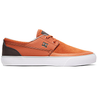 DC WES KREMER 2 S M SHOE BROWN/BROWN/GREEN