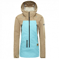 The North Face W CEPTOR ANORAK KELP TN/TRAN B (6QP)