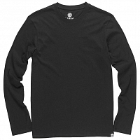 Element BASIC CREW LS FLINT BLACK