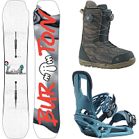 Burton M PARK PACKAGE 3 0