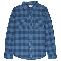 Billabong ALL DAY FLANNEL BOY WASHED BLUE
