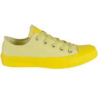 CONVERSE CHUCK TAYLOR ALL STAR II OX LEMON HAZE/FRESH YELLOW/FRESH YELLOW
