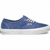 Vans AUTHENTIC SLIM (Stripes) washed/navy