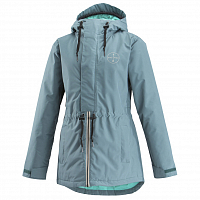 Airblaster WMN'S STAY WILD PARKA North Atlantic