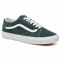 Vans UA OLD SKOOL (PIG SUEDE) DARKEST SPRUCE/TRUE WHITE