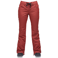 Airblaster INSULATED FANCY PANT OXBLOOD