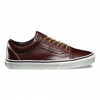 Vans UA OLD SKOOL (Ground Breakers) rum raisin/marshmallow
