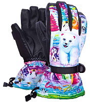 Celtek GORE TEX STELLA GLOVE LISA FRANK POLAR BEAR