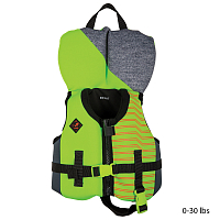 Ronix VISION BOY'S Lime Heather