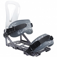 Spark R&D ARC BINDINGS GRAY