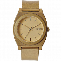 Nixon Time Teller P METALLIC GOLD/BEETLEPOINT