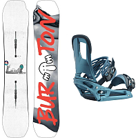 Burton M PARK PACKAGE 4 0