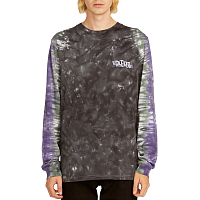 Volcom COMPUTER CRASH L/S T BLACK