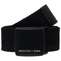 DC DC WEB BELT M BLTS BLACK