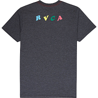 RVCA DOLPHIN CLUB Charcoal