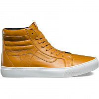 Vans SK8-HI CUP (Leather) Gold