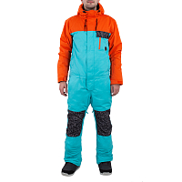 Billabong FULLER SUIT PUFFIN ORANGE
