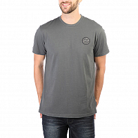 Billabong WAVE WASHED TEE SS ASPHALT