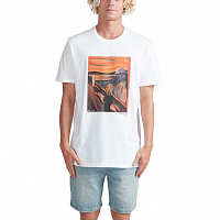 Billabong PUMPING TEE SS White