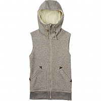 Burton WB STARR VEST DOVE HEATHER