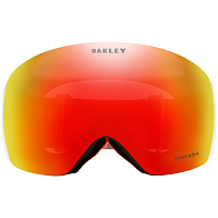 Oakley FLIGHT DECK ARCTIC FRACTURE ORANGE/PRIZM SNOW TORCH IRIDIUM