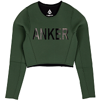 ANKER 2MM HANNA CROP TOP KHAKI