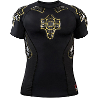 G-Form PRO-X Shirt BLACK/YELLOW