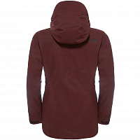 The North Face W SICKLINE INSULATED JACKET DEEP GARNET RED