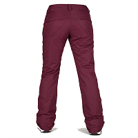 Volcom FROCHICKIE INS PANT MERLOT