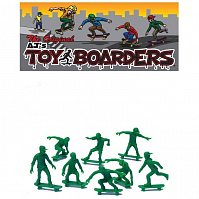 Toy Boarders SKATE 1 GREEN