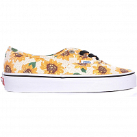 Vans Authentic (Sunflower) true white
