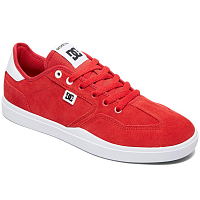 DC VESTREY M SHOE RED/RED/WHITE