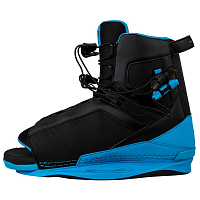 Ronix District Boot BLACK / AZURE BLUE