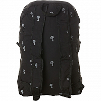 Nixon EVERYDAY BACKPACK BLACK/WHITE