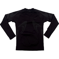 BodyDry KIDS LONG SLEEVE SHIRT BLACK