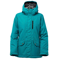Bonfire JASPER JACKET LAKE BLUE