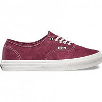 Vans AUTHENTIC SLIM (Stripes) washed/tawny port