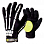 Landyachtz BONES SLIDE GLOVE SET (GLOW IN THE DARK) ASSORTED