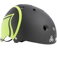 Liquid Force HELMET HERO Black/Green