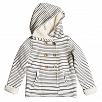 Roxy WARM SMELL K OTLR METRO HEATHER SIMPLE STRIPE