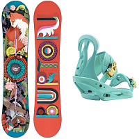 Burton W ALL-MOUNTAIN PACKAGE 6 0